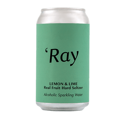 Hop Nation Ray Lemon & Lime Hard Seltzer