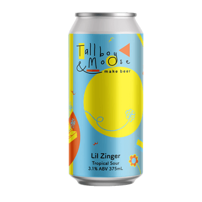 Tallboy & Moose Lil Zinger Tropical Sour Ale