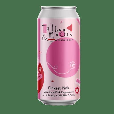 Tallboy & Moose Pinkest Pink Grisette