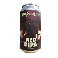 Ballistic Sleep When You're Dead Red DIPA