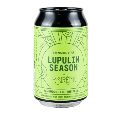 La Sirene Lupulin Season DDH Farmhouse Ale