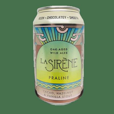 La Sirène Praline 375ml Can
