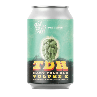 Old Wives Ales TDH Hazy Pale Volume 2
