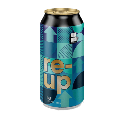 One Drop Re-Up IPA