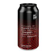 One Drop Everyone's Nitro Red Ale