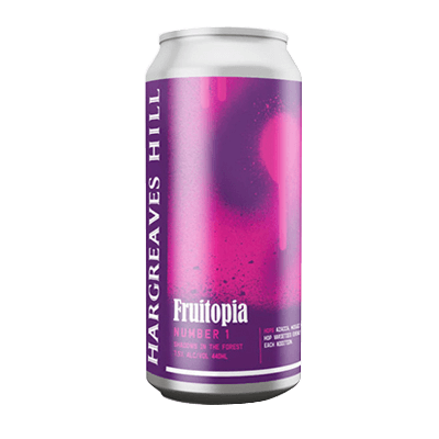 Hargreaves Hill Fruitopia #1 Blackberry Sour