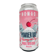 Nomad Powder Day Cherry On Top Imperial Milk Stout