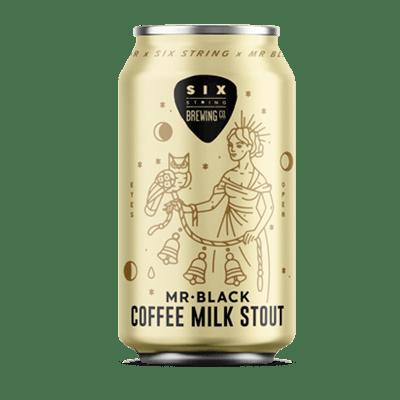 Six String Mr Black Coffee Milk Stout