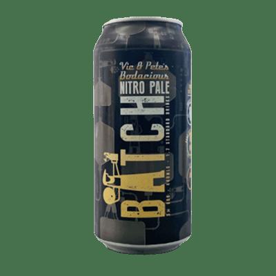 Batch Vic And Pete's Nitro Pale Ale