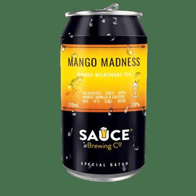 Sauce Mango Madness Milkshake IPA