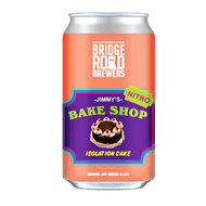 Bridge Road Jimmy's Bake Shop Isolation Cake Brown Ale