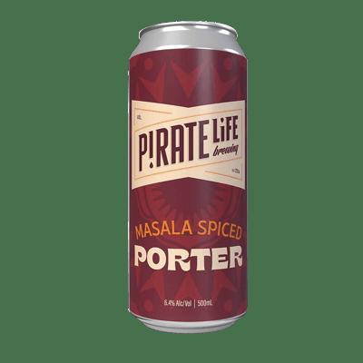 Pirate Life Masala Spiced Porter