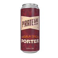 Pirate Life Masala Spiced Porter
