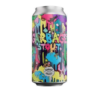 Garage Project Garbage Stout (1 Can Limit)