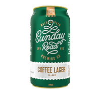 Sunday Road Coffee Lager