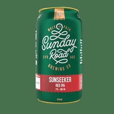Sunday Road Sunseeker Red IPA