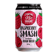 Stomping Ground Raspberry Smash Sour Ale