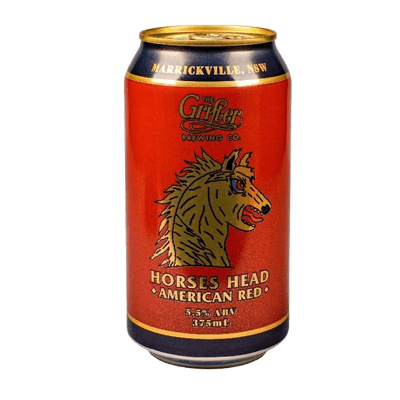 Grifter The Horses Head Red Ale