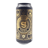 Siren Sins Apple Stout