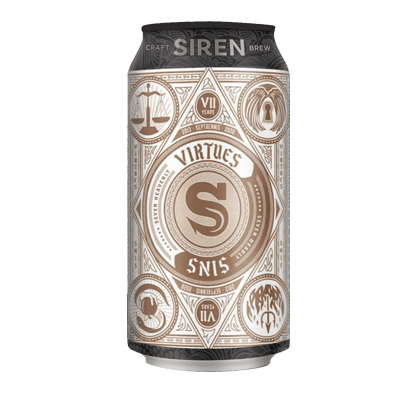 Siren Virtues Fruited IPA