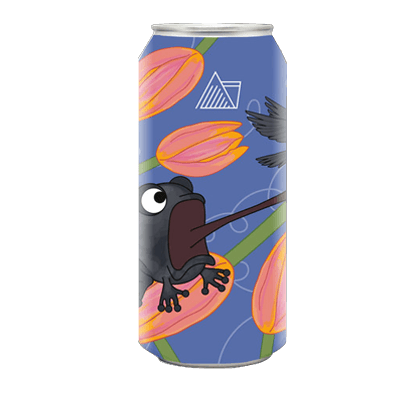 Wander Beyond Anura Imperial Blueberry Sour Ale