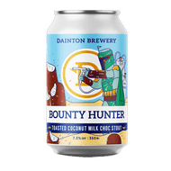Dainton Bounty Hunter Milk Stout