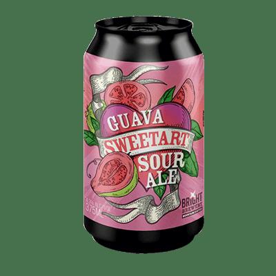 Bright Guava Sweetart Sour Ale