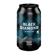 Bright Black Diamond Black IPA