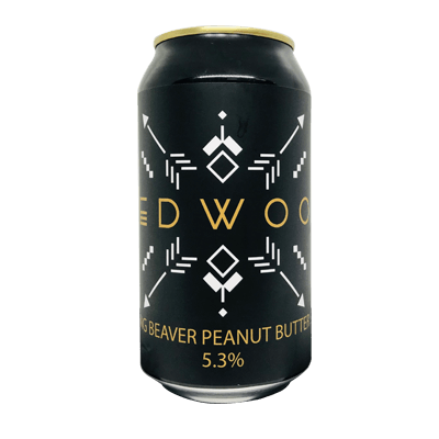Redwood/Belching Beaver Peanut Butter Milk Stout
