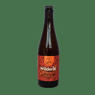8 Wired Wilder Peach Barrel Aged Sour