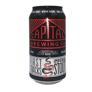 Capital First Tracks Imperial Stout
