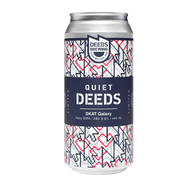 Quiet Deeds DKAT Galaxy Hazy IPA (2 Can Limit)