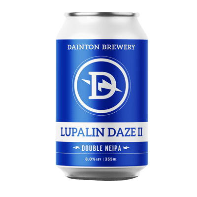 Dainton Lupalin Daze II Double NEIPA