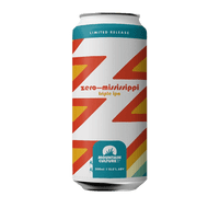 Mountain Culture Zero Mississippi Triple IPA