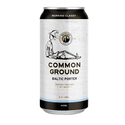 White Bay Common Ground Baltic Porter