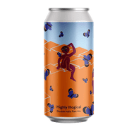 Tallboy & Moose Highly Illogical DIPA