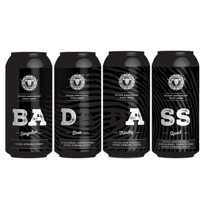 Badlands Badass 4 Pack