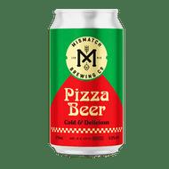 Mismatch Pizza Beer Lager
