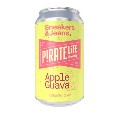 Pirate Life Apple and Guava Sour