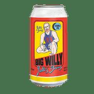 Yulli's Brews Big Willy DIPA
