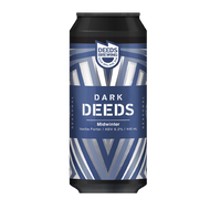 Quiet Deeds Dark Deeds Midwinter Vanilla Porter
