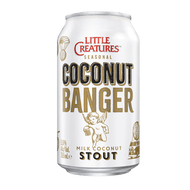 Little Creatures Coconut Banger Stout