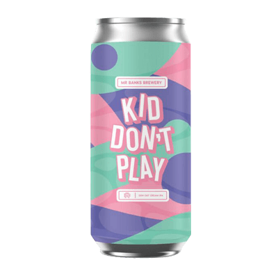 Mr Banks Kid Don't Play (1 Can Limit)