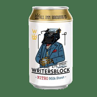 All Inn Writersblock Nitro Stout