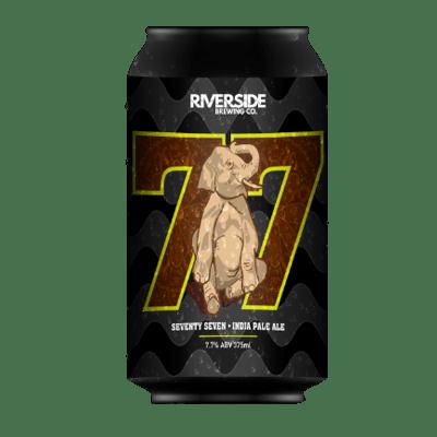 Riverside 77 IPA 375ml Can