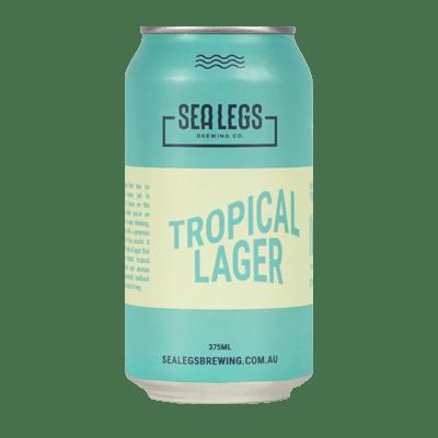 Sea Legs Tropical Lager