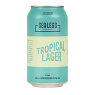 Sea Legs Tropical Lager