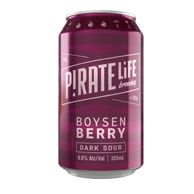 Pirate Life Boysen Berry Dark Sour