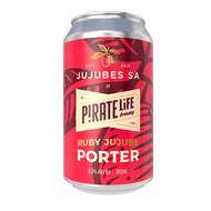 Pirate Life Ruby Jujube Porter
