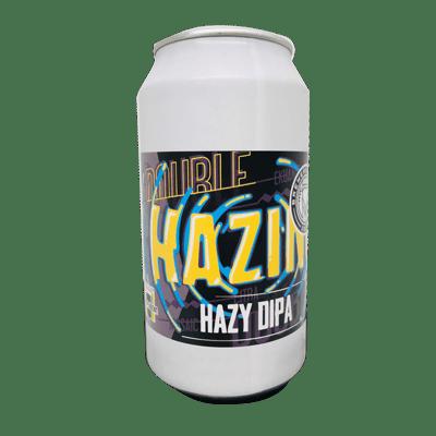 Big Shed Double Hazing Hazy DIPA